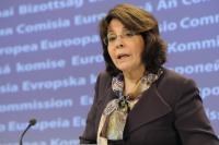 Conférence de presse conjointe de Maria Damanaki et Janez Potočnik, membres de la CE, sur la proposition d'interdiction du commerce international du thon rouge de l'Atlantique