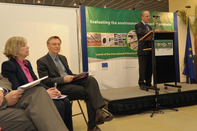 Discours de Janez Potočnik, membre de la CE, sur l'évaluation de l'incidence des produits sur l'environnement