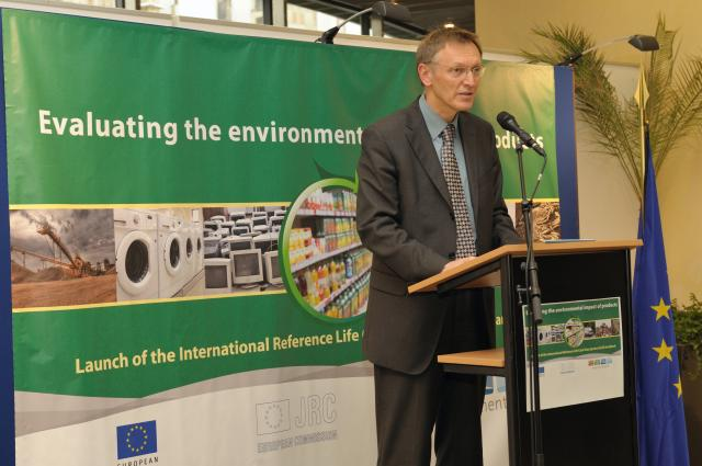 Speech by Janez Potočnik, Member of the EC, on how to assess the environmental impact of products
