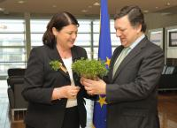 Weekly meeting of the Barroso Commission II