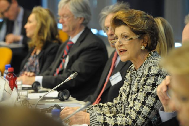 Participation d'Androulla Vassiliou, Member of the EC, at the 14th DG Interpretation-Universities Conference