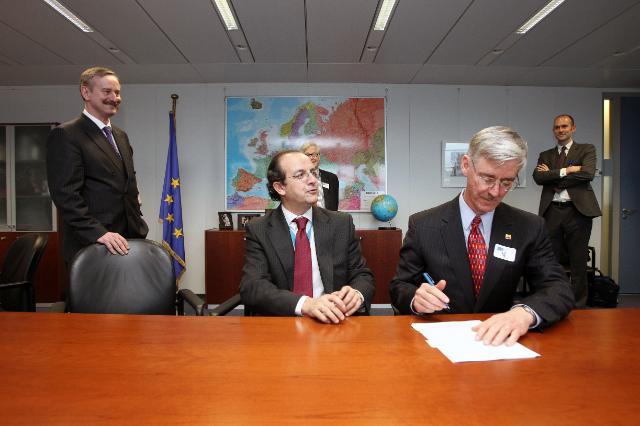 Accord «ciel ouvert» de deuxième étape entre l'UE et les États-Unis