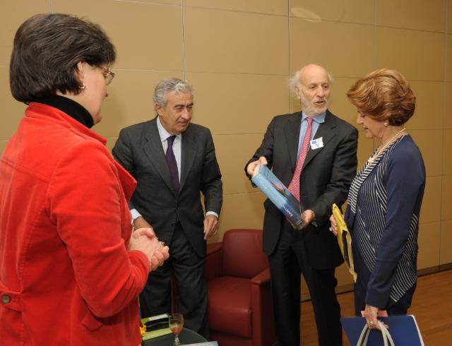 Visit of a delegation of Europa Nostra to the EC