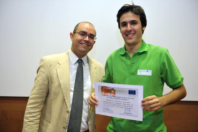 Concours de blogs Espacio Europa 2010