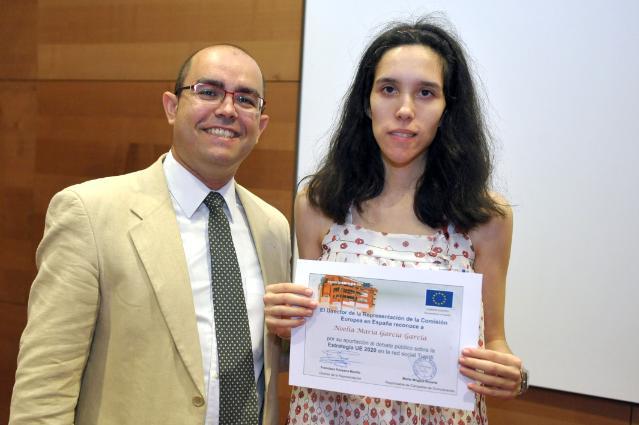 Blog Contest Espacio Europa 2010