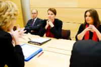 Visit of Connie Hedegaard, Member of the EC, to Finland