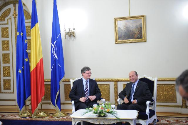 Visit of László Andor, Member of the EC, to Romania