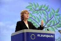 Press conference by Connie Hedegaard, Member of the EC, on the climate negotiations of the 16th 'Conference of the Parties' COP 16
