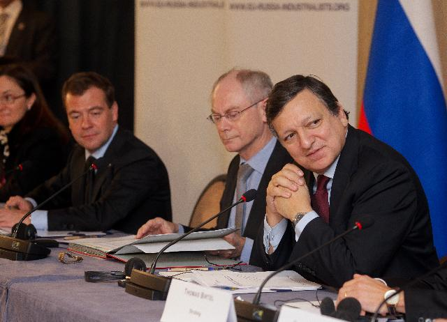 EU/Russia Business Summit, 07/12/2010