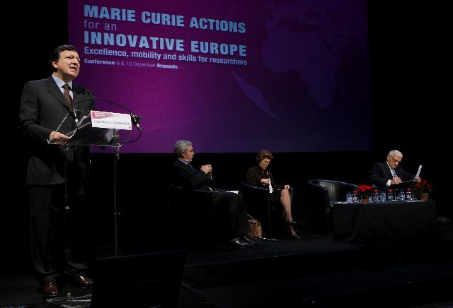 Marie Curie Actions for an Innovative Europe conference