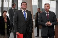 Visit of Maroš Šefčovič, Vice-President of the EC, to Luxembourg