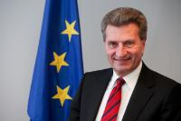 Günther Oettinger, Member of the EC