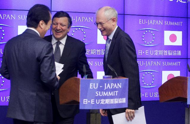 EU/Japan Summit, 28/05/2011
