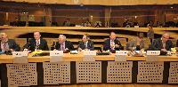 Réunion annuelle de la Cour des comptes et de la CE