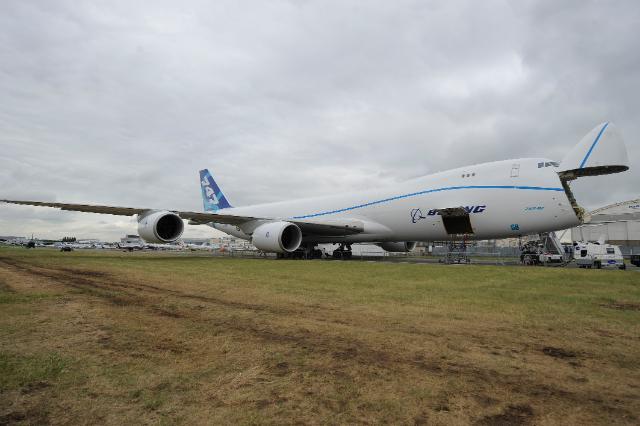 The Paris Air Show, - Le Bourget airshow (SIAE)