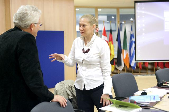 EU/Russia energy dialogue