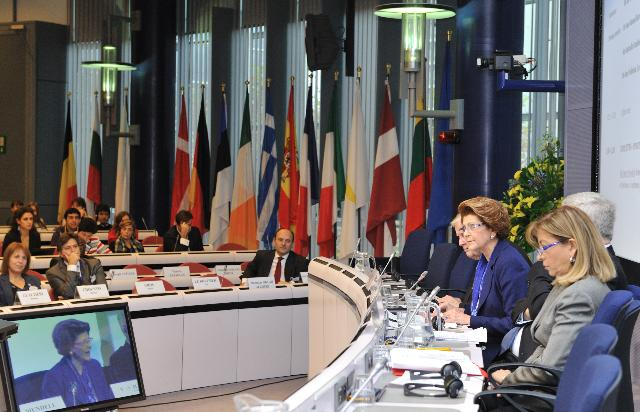 Participation of Androulla Vassiliou, Member of the EC, at the Global Jean Monnet Conference 2011
