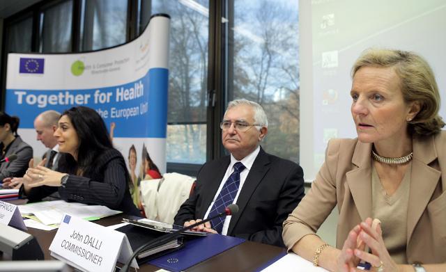 Réunion conjointe du Groupe de haut niveau sur la nutrition et l'activité physique et de la Plate-forme d'action de l'UE sur l'alimentation, l'activité physique et la santé