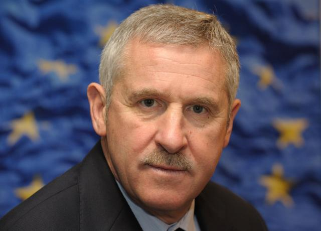 Gregory Paulger, Director-General of DG  Communication