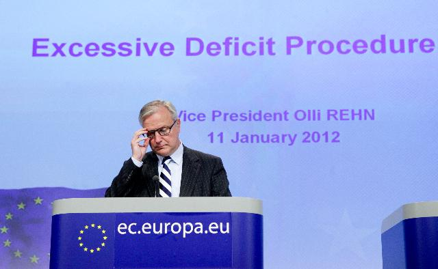 Press conference by Olli Rehn, Vice-President of the EC, on the Excessive Deficit Procedure