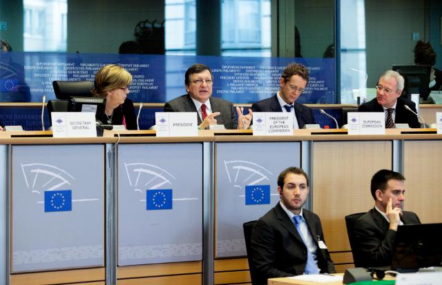 Participation of José Manuel Barroso, President of the EC, in the plenary session of the Committee of the Regions