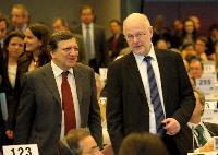 Participation of José Manuel Barroso, Joaquín Almunia and Maroš Šefčovič in the plenary session of the European Economic and Social Committee