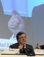 Participation de José Manuel Barroso, Joaquín Almunia et Maroš Šefčovič à la session plénière du Comité économique et social européen