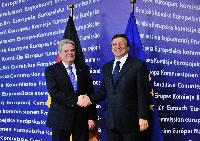 Visit of Joachim Gauck, Federal President of Germany, to the EC