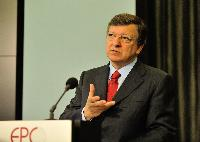 Participation of José Manuel Barroso, President of the EC, in the European Policy Centre debate