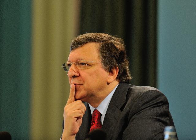 Participation of José Manuel Barroso, President of the EC, in the European Policy Centre debate