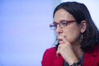 Participation of Cecilia Malmström, Member of the EC, at the launching conference of the