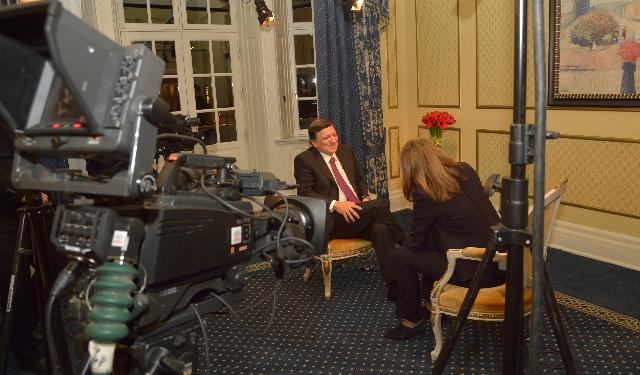 1st day events ahead of the award of the 2012 Nobel Peace Prize® to the EU