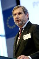 Participation of Johannes Hahn, Member of the EC, at the annual meeting between the EC and the French Authorities on the preparation of the future regional policy