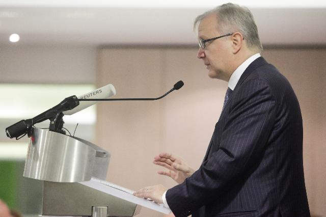 Participation of Olli Rehn, Vice-President of the EC, in the EPC Breakfast Policy Briefing