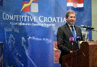 Making Croatia competitive with EU cohesion policy