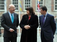 Participation of Máire Geoghegan-Quinn, Member of the EC, at the Joint Programming Conference 2013, organised in Dublin