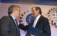 Visit of Antonio Tajani, Vice-President of the EC, to Greece