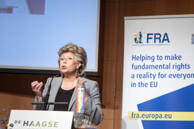 Participation of Viviane Reding, Vice-President of the EC, in the 1st International Idaho Forum