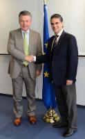 Visit of Francisco Rivadeneira, Ecuadorian Minister for Foreign Trade, to the EC