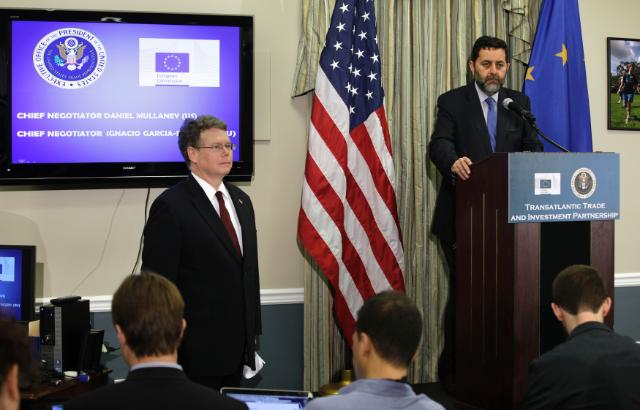 First round of the EU/United States trade and investment negotiations: closing press conference