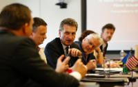 Visit of Günther Oettinger, Member of the EC, to the United States