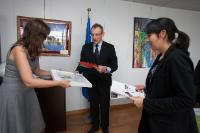 Visit of Eloise Todd, Brussels director of ONE, to the EC