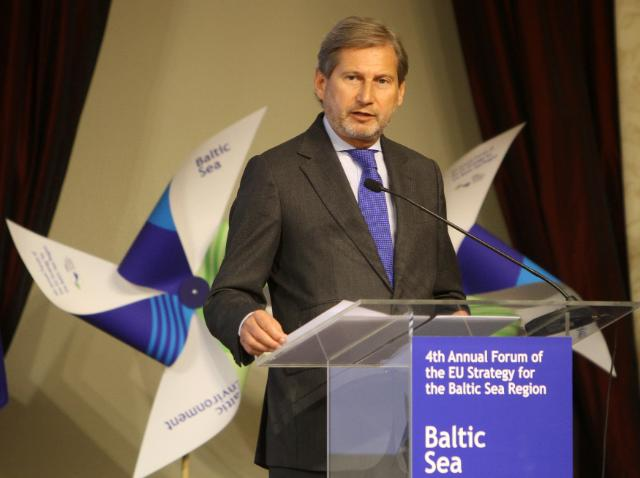 Baltic Annual Forum: picking up the pace in Europe's first macro region