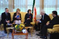 Participation of Catherine Ashton, Vice-President of the EC, in the E3/EU+3 nuclear talks in Geneva