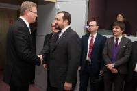 Visit of Sergiy Arbuzov, Ukrainian First Deputy Prime Minister, to the EC