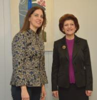 Visit of Mirela Kumbaro, Albanian Minister for Culture, to the EC