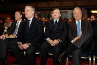 Participation of José Manuel Barroso, President of the EC, Antonio Tajani, Vice-President of the EC, and Michel Barnier, Member of the EC, in the High-level conference on the future of the European Security and Defence sector