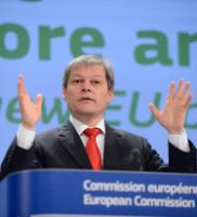 Press conference by Dacian Cioloş, Member of the EC, on a proposal for revised rules on organic farming