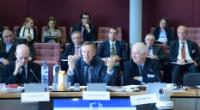 "Illustration of ""Participation of Janez Potočnik, Member of the EC, at the plenary meeting of the European Resource..."