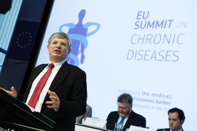 Chronic Diseases Summit, Brussels, 03-04/04/2014